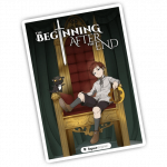 The Beginning After The End Review Cover - Chapter 1