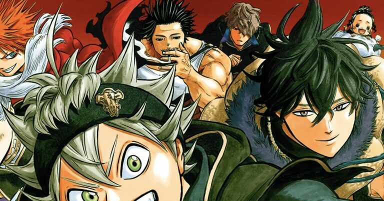 All of The Best Black Clover Quotes From The Anime