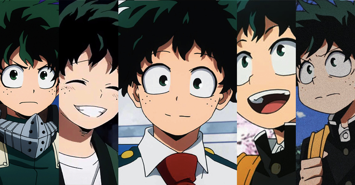 13 Hand-Picked Best Deku Anime Quotes From The My Hero Academia Anime