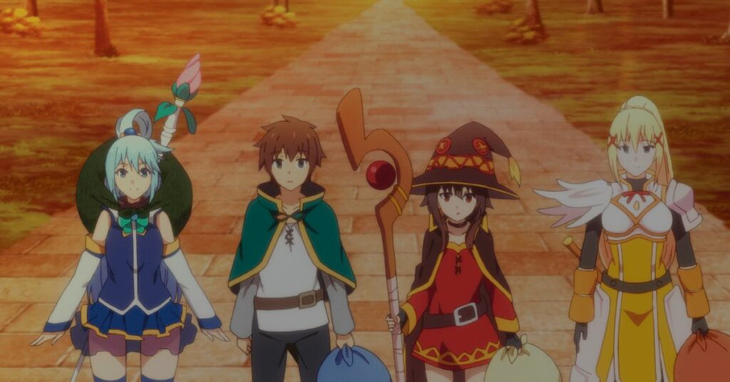 Hand-Picked Konosuba Quotes Everyone Will Love - Featured Image