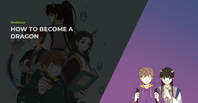 How To Become A Dragon (합격시켜주세용) Webtoon Review